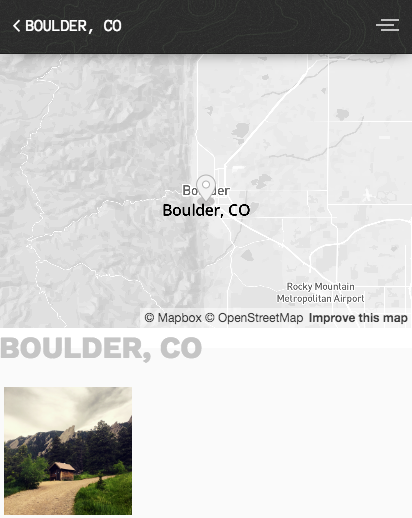 Build Feeds and Maps with React, Redux on top of Mapbox
