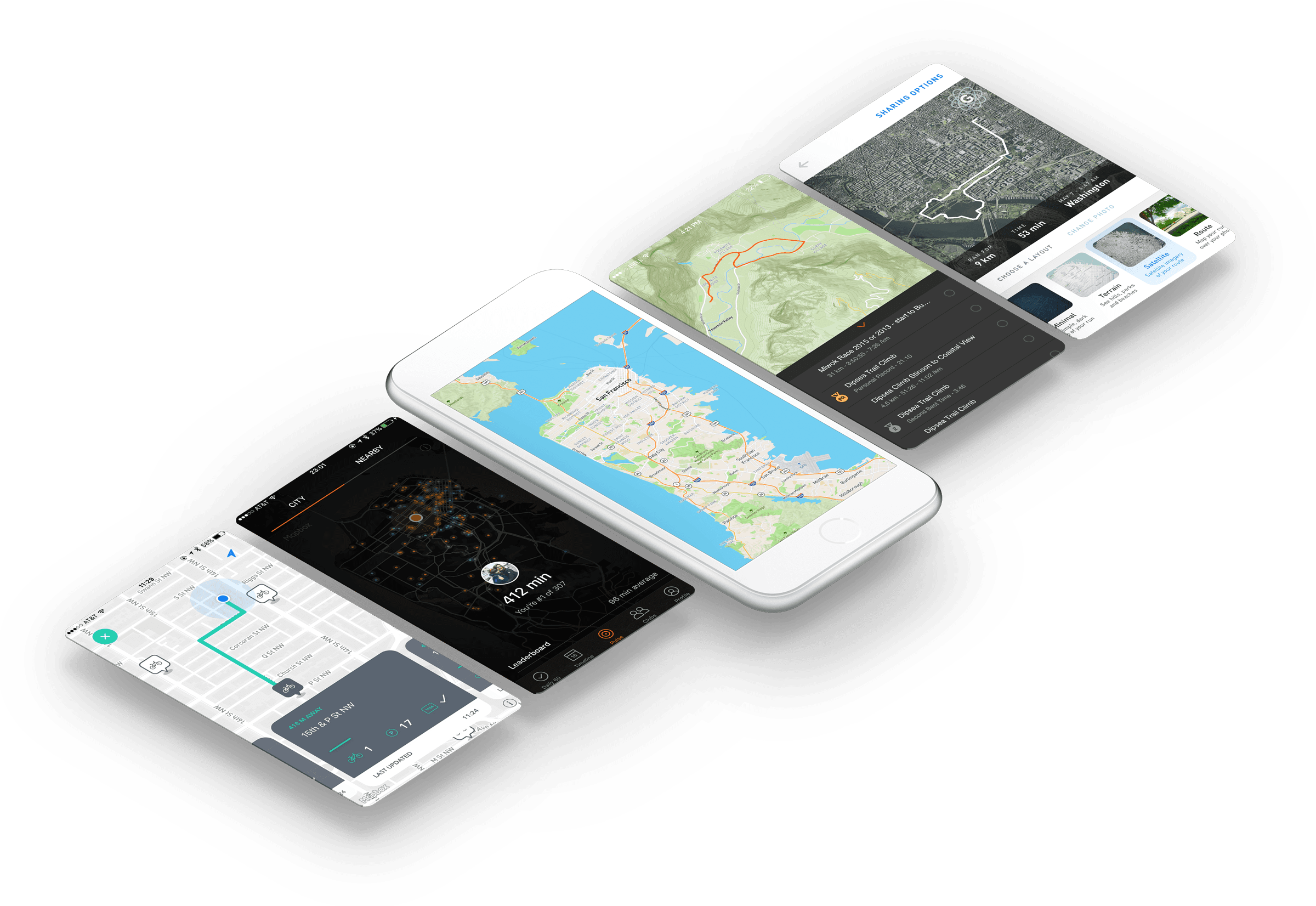 mapbox is awesome for react and stream