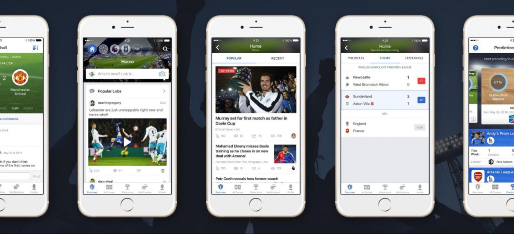 Sportlobster overview
