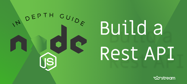 Build a REST API with Node js, Restify & MongoDB | The Stream Blog