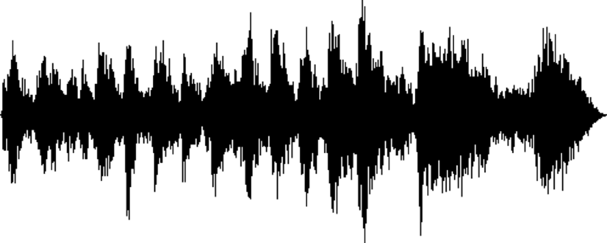 Generating Waveforms for Podcasts in Winds 2 0