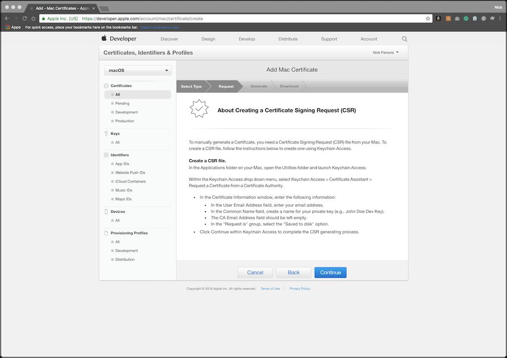 netcore build configuration setting application.json