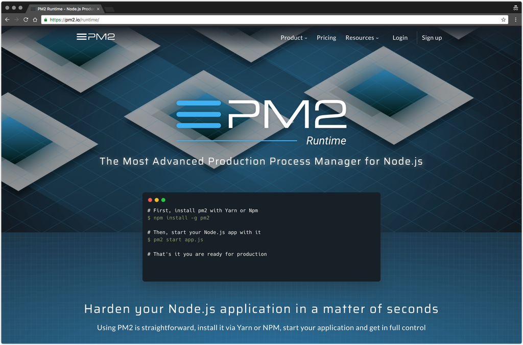 Running PM2 & Node js in Production Environments - The Stream Blog