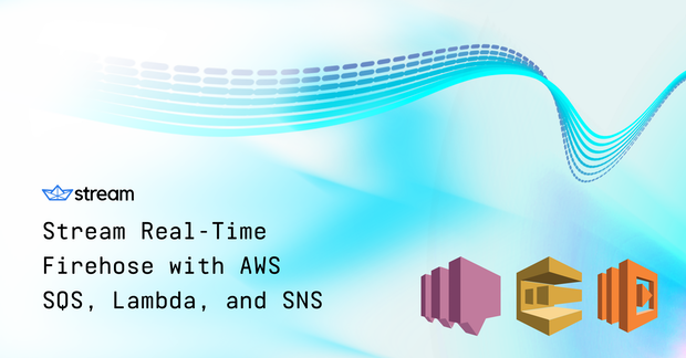 Using the Stream Real-Time Firehose with AWS SQS, Lambda