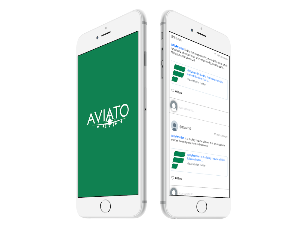 Aviato – A Prototype Built with Stream's React Native